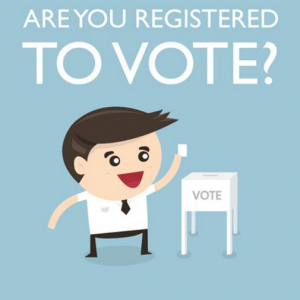 Are you REGISTERED TO VOTE in Cayman?