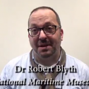 Dr Robert Blyth – UKOT's –  Collections at the National Maritime Museum