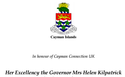2017 CCUK ANNUAL RECEPTION IN CAYMAN
